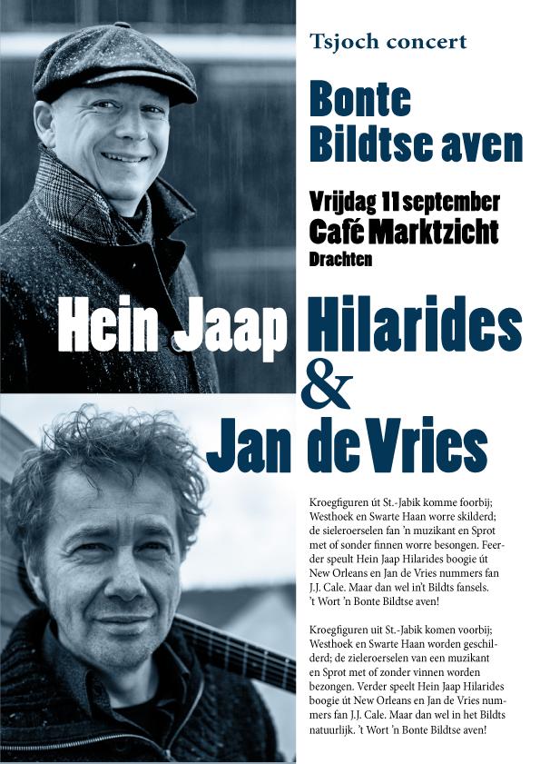 HeinJ en Jan_Marktzicht
